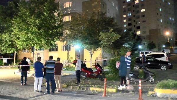 İstanbul'da olaylı gece! Cinnet getiren kadın kocasını bıçakladı, çocuğunu 11'nci kattan atmak istedi