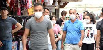 Basri Güzeloğlu: Vaka sayılarının arttığı Diyarbakır'da maskesiz sokağa çıkmak yasaklandı