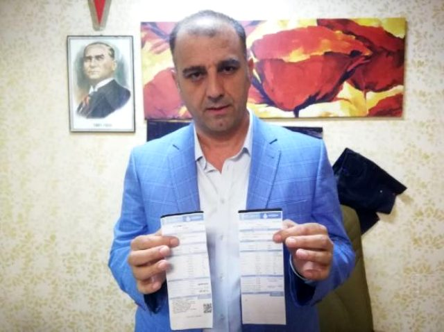 CHP'li meclis üyesi İSKİ'nin fatura oyununu bozdu! Yüzlerce vatandaşın parası cebinde kaldı