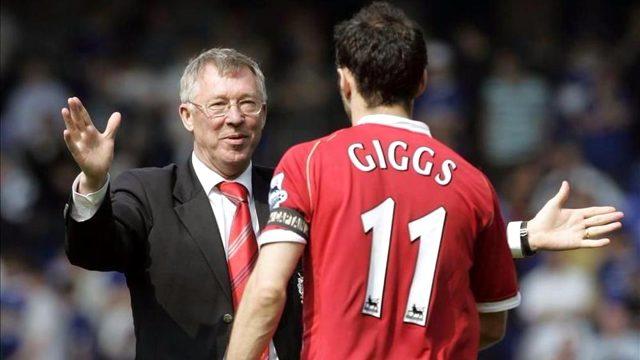 Giggs, efsane hocanın gazabına uğradığını itiraf etti: Beni camdan atmak istedi