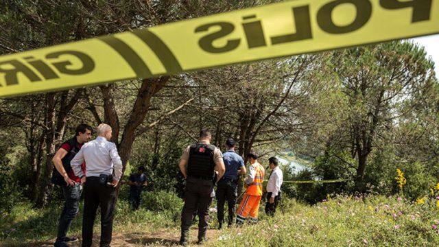 İstanbul'da vahşet! Ormanda boğazı kesilmiş erkek cesedi bulundu