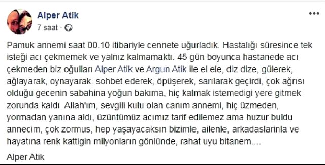 Son Dakika: Usta tiyatrocu Ayşegül Atik, hayatını kaybetti