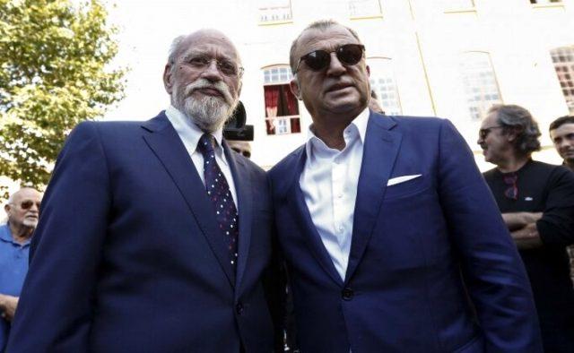 Alp Yalman 'Gel başkan ol' teklifini yaptı, Fatih Terim kabul etmedi