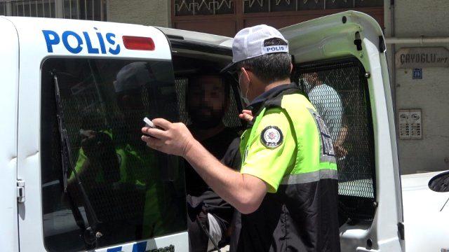 Madde bağımlısı gençten polise 'Benden iyi kapkaççı yok' çıkışı