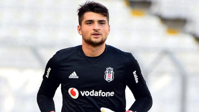 Beşiktaş'ta kaleye genç file bekçisi Ersin Destanoğlu geçecek