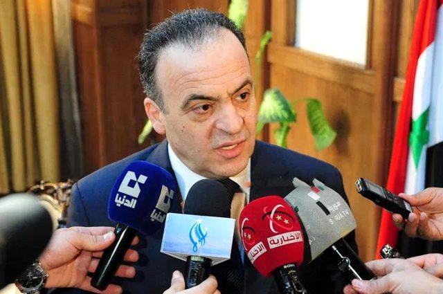 Beşşar Esed, Başbakan İmad Hamis'i görevden aldı
