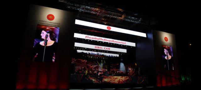 İstanbul Yeditepe Konserleri nerede çekiliyor? İstanbul Yeditepe Konserleri ne zaman?