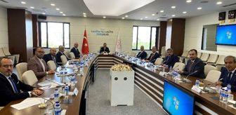 Ahmet Genç: Sigortacılar, Hazine ve Maliye Bakan Yardımcısı Aksu ile görüştü