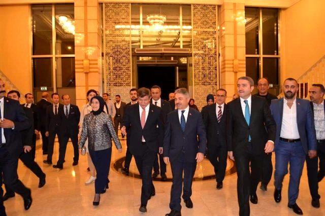 Davutoğlu'nun ekibinde yer alan Cemal Eğin'den Ayasofya için öneri: Kararname ile ibadete açılabilir