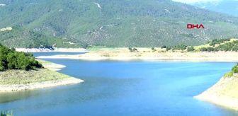 Karadeniz'de 'kuraklık' riskine karşı su tasarrufu çağrısı