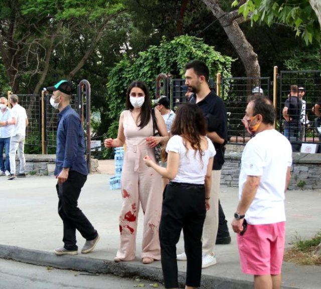 Maçka Parkı'nda sağlık çalışanın boğazını kesen saldırgan suç makinesi çıktı
