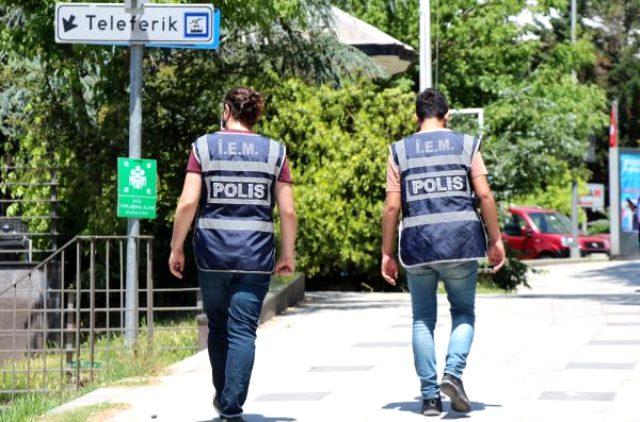 Maçka Parkı'nda sağlık çalışanının boğazının kesilmesinin ardından güvenlik önlemleri artırıldı