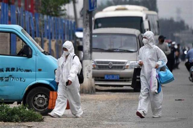2 aydır koronavirüs vakası görülmeyen Pekin'de hayvan pazarından kaynaklı yeni vakalar patlak verdi