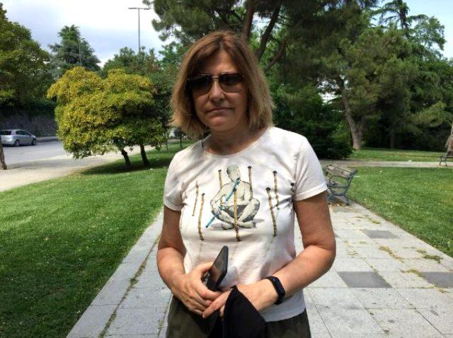 Yapıcı Elif Dağdeviren Maçka Parkı'nda saldırıya ve tacize uğradı