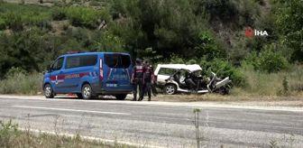 Ilgaz: Balıkesir'de feci kaza: 6 ölü