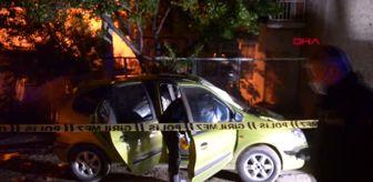 ESKİŞEHİR-Otomobil yol kenarında yürüyen 4 kişiye çarptı, kaçan sürücü yakalandı