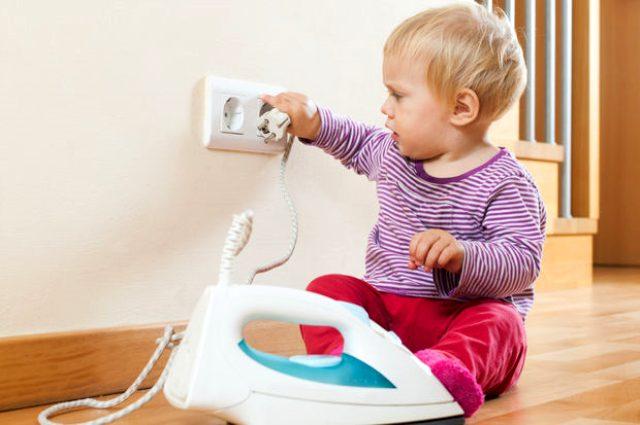 Bebekler için tehlike oluşturan eşyalar nelerdir?