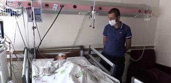 Fırat Üniversitesi: Son dakika haber: Bingöl'deki depremde yaralanan küçük Musa'nın sağlık durumu iyiye gidiyor
