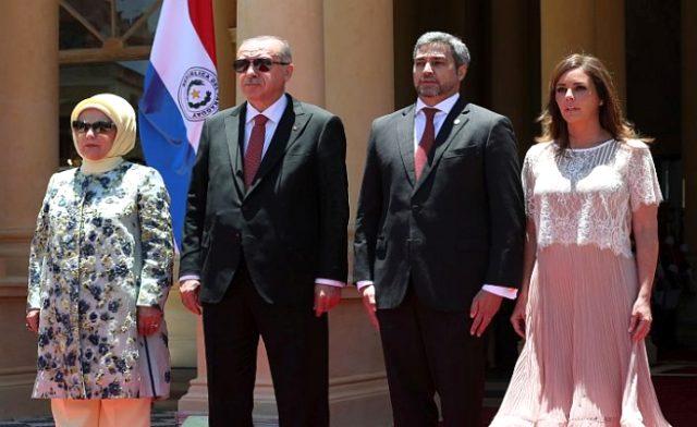 Emine Erdoğan, Paraguay Devlet Başkanı'nın eşinin yardım talebini anında karşılık verdi