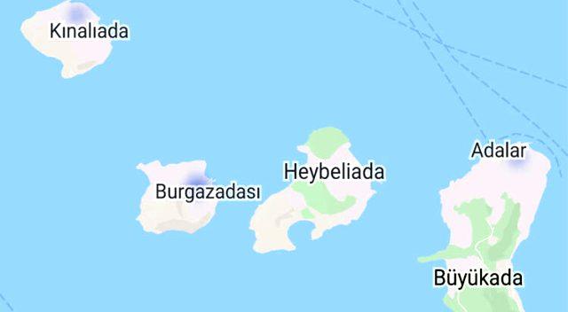 İstanbul'un koronavirüs yoğunluk haritası yayınlandı! Bu ilçelere dikkat