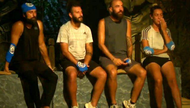 Survivor'da eleme adayı kim oldu? Survivor'da dokunulmazlığı hangi takım kazandı? 14 Haziran Survivor raporu!