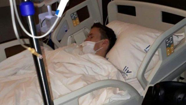 Apandisit ameliyatı olan Kruse, 3 hafta sonra forma giyebilecek