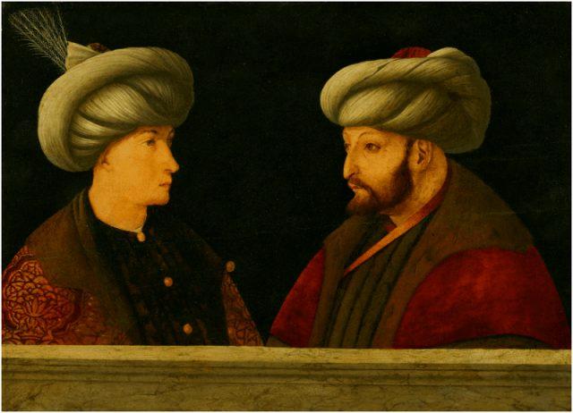 Fatih Sultan Mehmet'in ünlü portresi Londra'da satışa çıkıyor