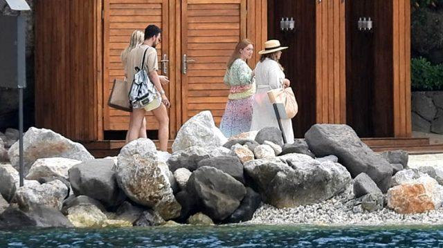 Aleyna Tilki, hakkında çıkan 'Sevgilisiyle tatilde' haberlerine açıklık getirdi
