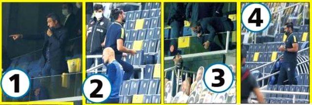Ali Koç, devre arasında Volkan Demirel'i yanına çağırarak talimatlar verdi