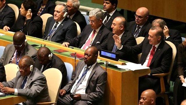 BM 75. Genel Kurul Başkanlığı'na Türkiye'nin adayı Volkan Bozkır seçildi