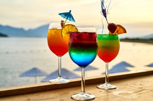 İçinizi ferahlatan yaz kokteyli ve tarifi