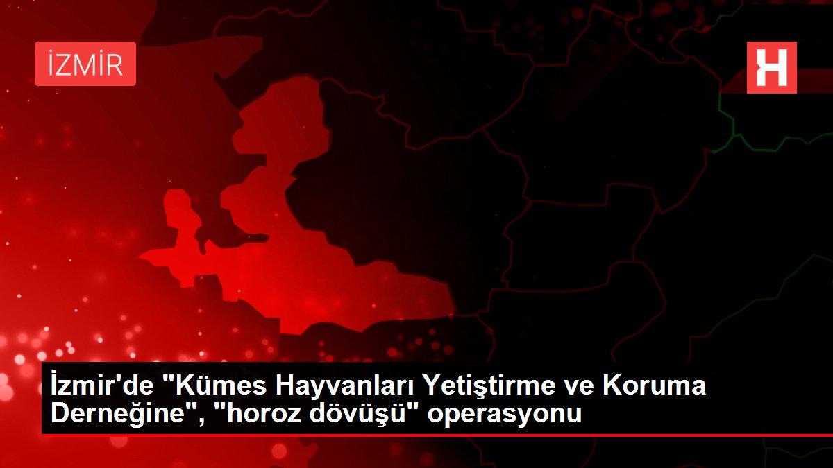 Son dakika haberi... İzmir'de