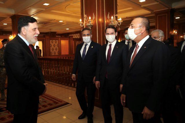 Son Dakika: İki bakan ve MİT Başkanı Libya'da