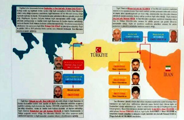 Türkiye'de tek seferde ele geçirilen en büyük uyuşturucunun davasında sanıklar birbirine girdi