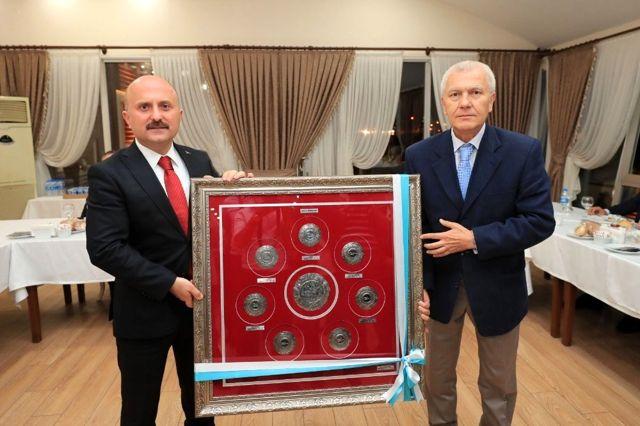 Vali Varol onuruna veda programı