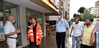 Fatma Kaplan Hürriyet: Başkan Hürriyet sağanakla birlikte, vatandaşın yanına koştu