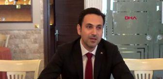 Çanakkale AK Parti İl Başkanı Makas Sarıçay'daki kirlilik endişe verici