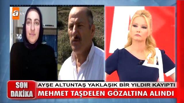 11 aydır kayıp olarak aranan Ayşe Altuntaş'ın katili sevgilisini çıktı