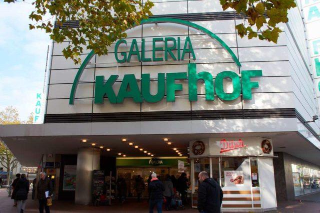 Alman mağaza grubu Galeria Karstadt Kaufhof 62 şubesini kapatıyor
