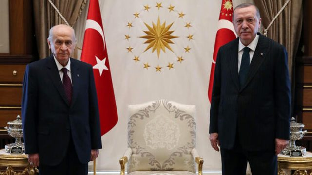 Erdoğan ve Bahçeli, seçimlerin hangi tarihte gerçekleşeceği hususunda mutabık kaldı