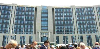Anadolu Adalet Sarayı: İstanbul Barosu Başkanı Durakoğlu, Ankara yürüyüşüne başladı