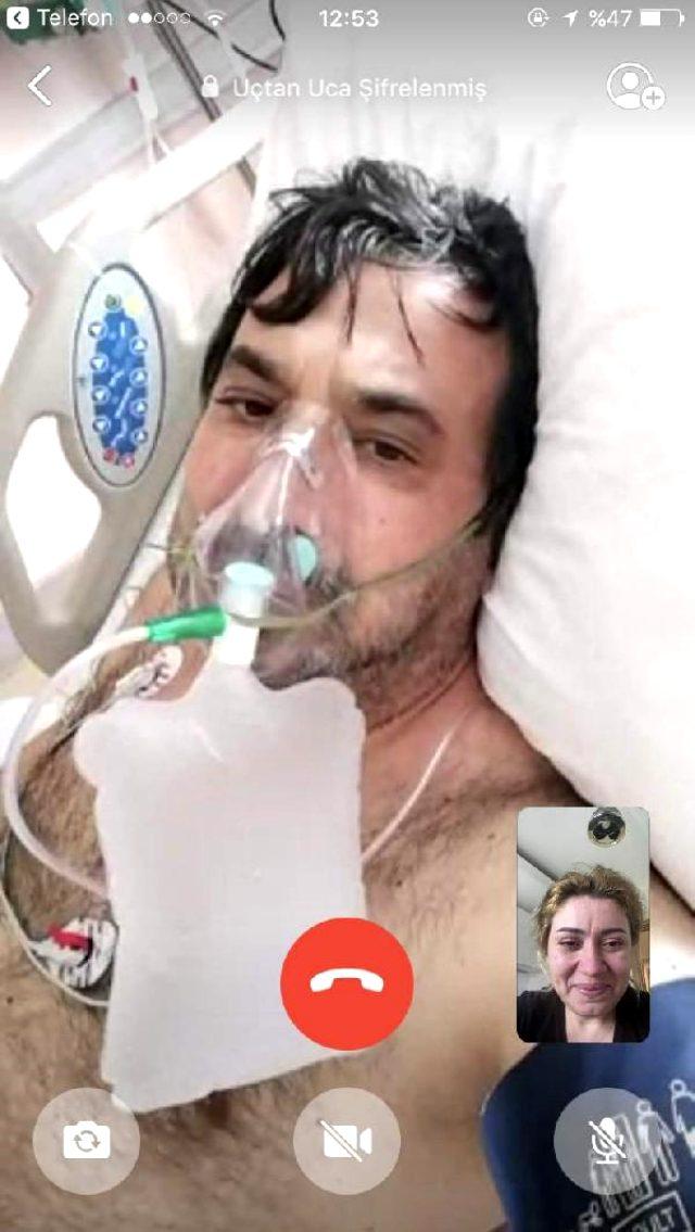 Koronavirüs nedeniyle hayatını kaybeden doktorun eşi son görüşmelerini anlattı
