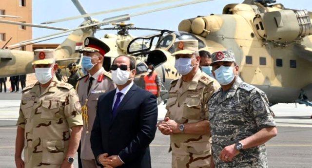 Mısır'daki darbeci Sisi yönetiminden Türkiye karşıtı hamle! Orduya sınır dışı operasyon emri verdi