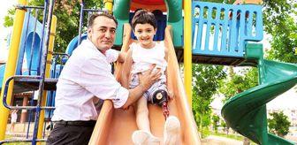 Menderes Türel: Bir gün Özge koşacak ve benim aldığım en güzel Babalar Günü hediyesi o olacak