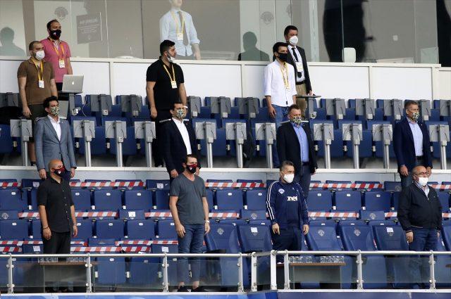 Fenerbahçe yönetimi, VAR'da iptal edilen gol nedeniyle Fırat Aydınus'a tepki gösterdi