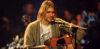 Elvis Presley: Kurt Cobain'in gitarı rekor fiyata satıldı