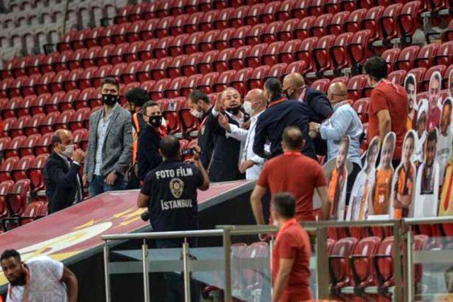 Gaziantep FK Asbaşkanı Müslüm Özmen'den çarpıcı iddia: Necati Ateş, tribünde bizi dövmeye kalktı