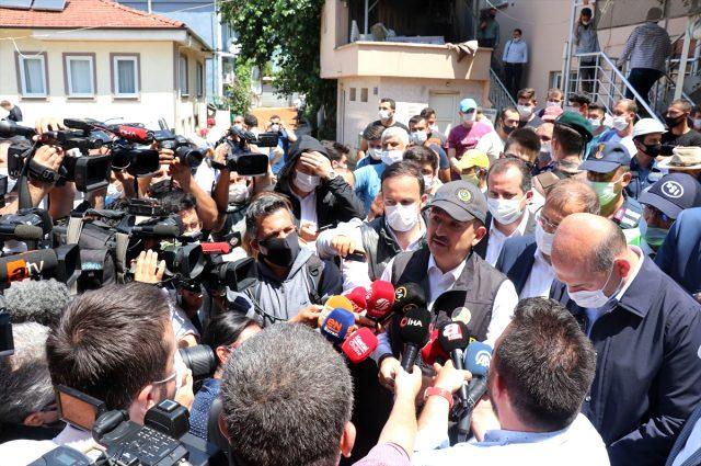 Son dakika: Bursalı selzedelerin zararının karşılanması için 1 milyon liralık kaynak ayrıldı