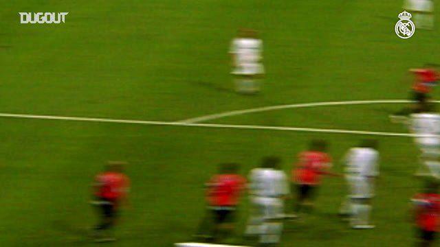 Roberto Carlos'un Mallorca'ya Attığı Harika Gol