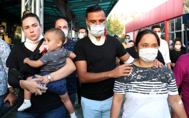 Alişan, kazada oğlunun hayatını kurtaran bakıcısının fotoğrafını paylaşıp teşekkür etti